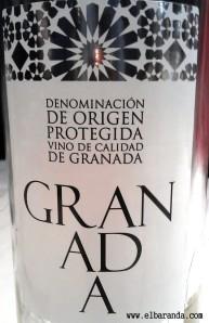Granada 2010 blanco
