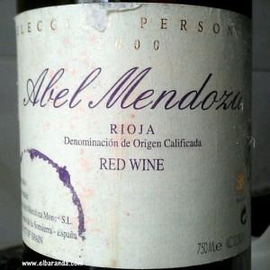 Abel Mendoza SP 2000