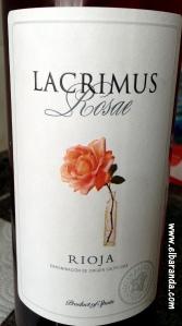 Lacrimus rosae FB 2012