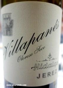 Etiqueta Villapanes